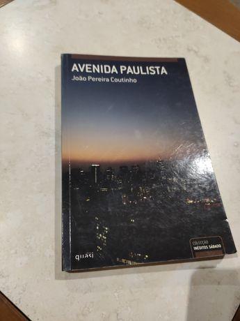 Avenida Paulista - João Pereira Coutinho