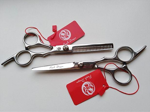 Парикмахерские ножницы. Комплект парикмахерских ножниц.