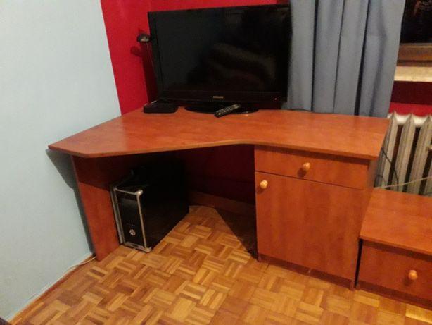 Biurko  narożne,wym. 140x90