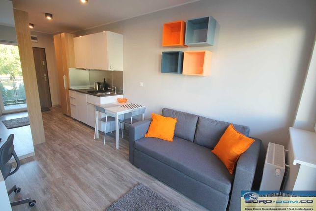 MW-4347 Do wynajęcia absolutnie nowy mały apartament z 09-2018r.