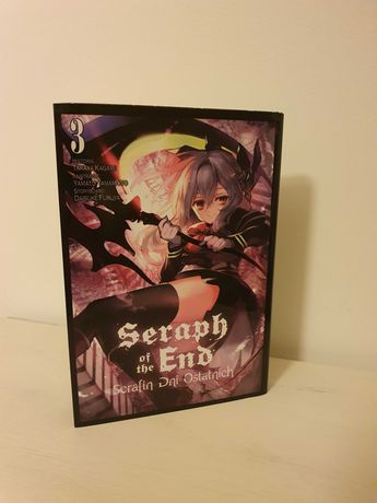 Manga Seraph of the End komiks