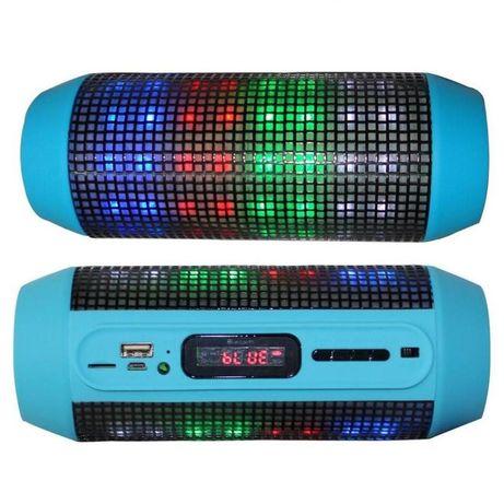 Q600 Głośnik Pulse Bluetooth RADIO SD MP3 Latarka