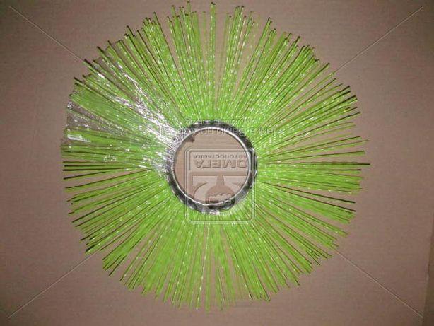 Диск щеточный, кольцо щеточное МП 120/550