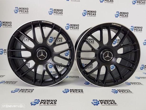 """Jantes Mercedes Novo (C63S) AMG em 18"""""""
