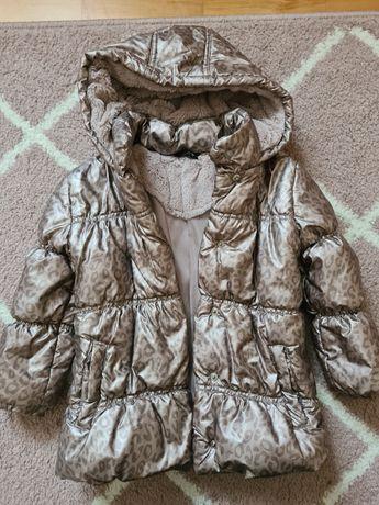 Kurtka George zimowa 104 110 nieprzemakalna ciepła