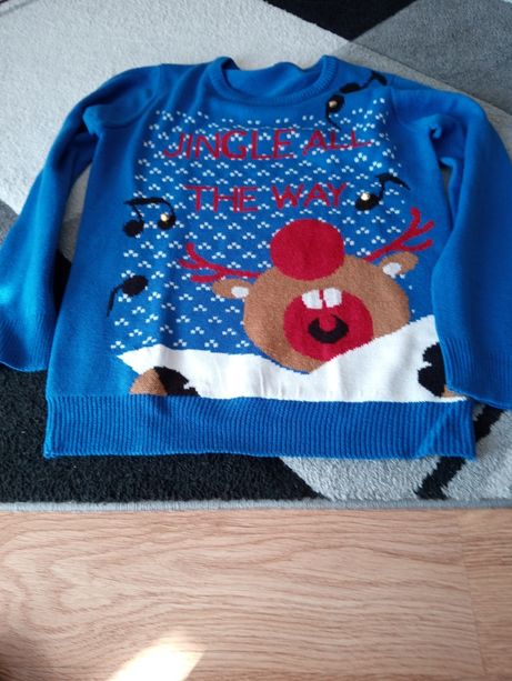 Sweter męski prezent