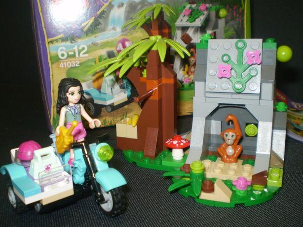 Lego Friends zestawy 41003, 41028, 41032, 41086,41088