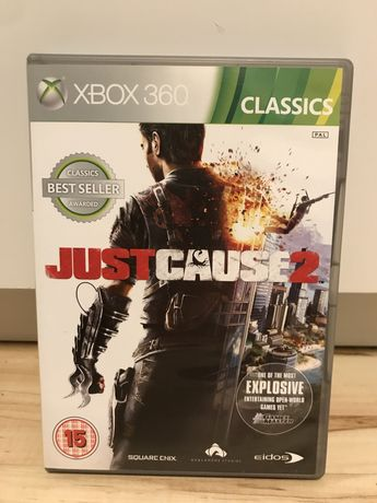 Just Cause 2 na Xbox 360