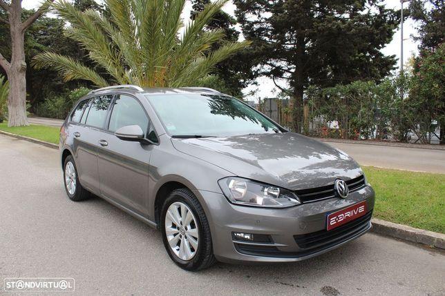 VW Golf Variant 1.6 TDi GPS Edition