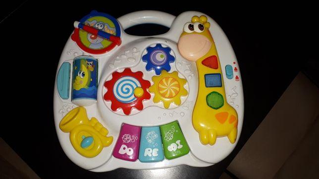 Zabawka interaktywna dla małych dzieci