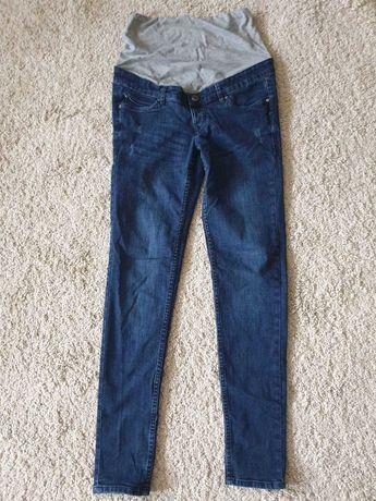 spodnie ciążowe jeans Esmara super skinny fit