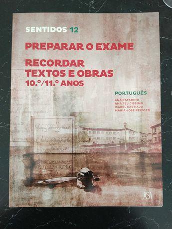 Manual SENTIDOS 12 ANO  de português