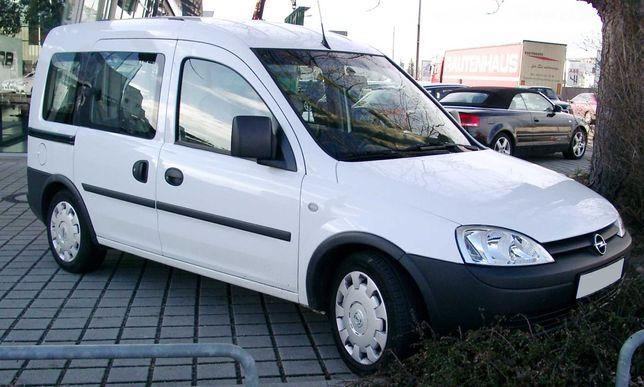 Розбірка Opel Combo C (01-11) DIESEL  - всі запчастини
