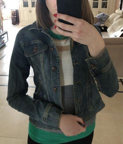 Джинсовый пиджак LTB