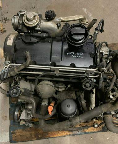 Motor vw golf AJM