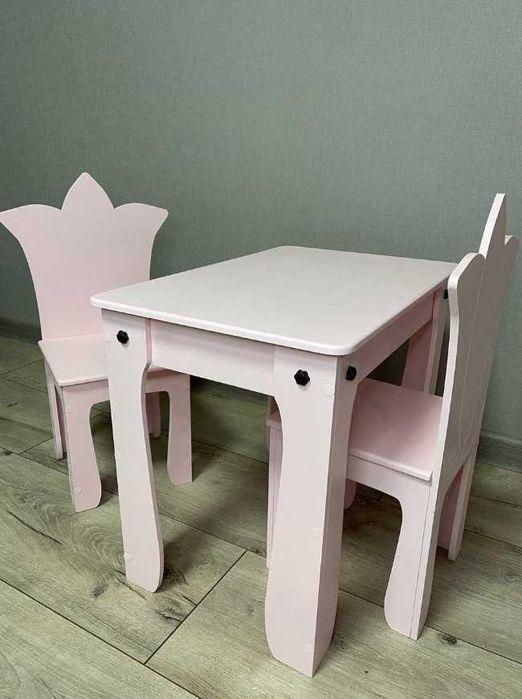 Столик и стульчик игровой в детскую комнату Кривой Рог - изображение 1