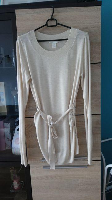 Nowy sweterek ciążowy h&m mama M