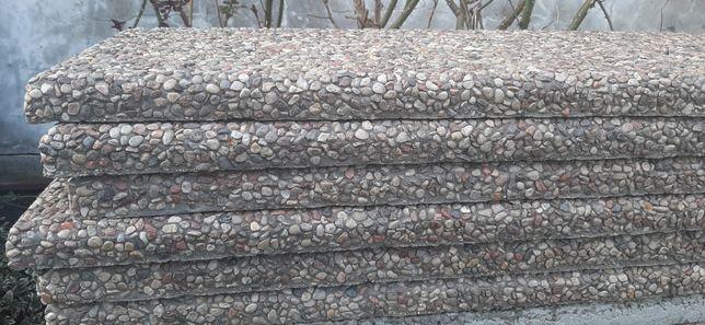 Schody betonowe zewnetrzne