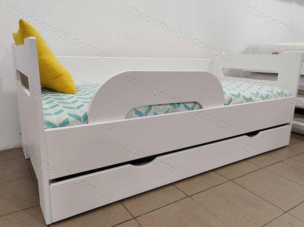 Ліжко МДФ для хлопчика для дівчинки / кровать для мальчика для девочки