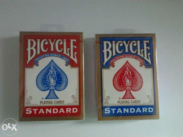 Vendo Baralhos Cartas Bicycle Novos e Selados