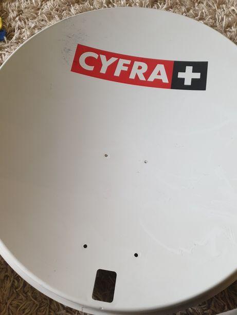 Talerz+antena Cyfra +