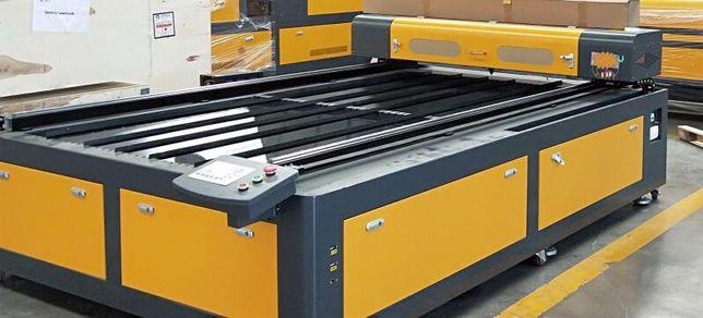 Máquina a Laser de Co2 130w Reci W6- Corte e Gravação 1300x2500mm