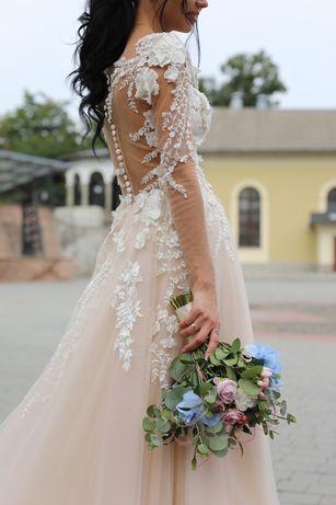 Свадебное платье Crystal Desing (весільна сукня)