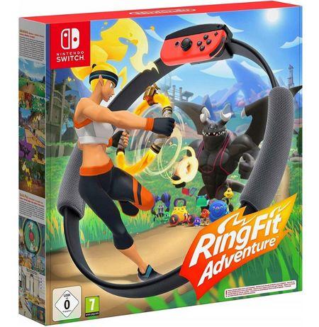 Gra Nintendo Switch Ring Fit Adventure - NOWA