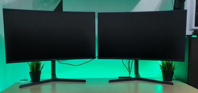 Monitor Samsung C32HG70 32'