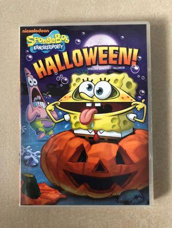 Spongebob Kanciastoprty Halloween DVD