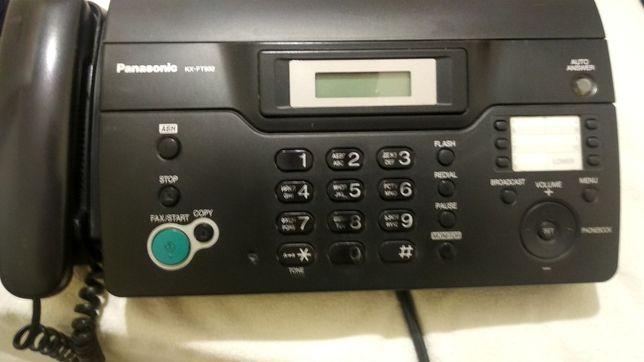 Факс Panasonic KX-FT932 + 3уп. Бумаги