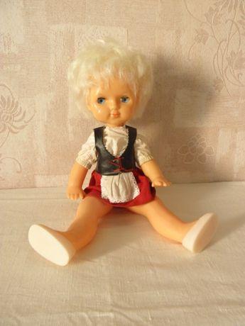 Кукла ссср, высота 47-48см,из пластмассы