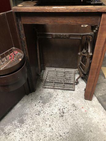 Maszyna Singer z szafka