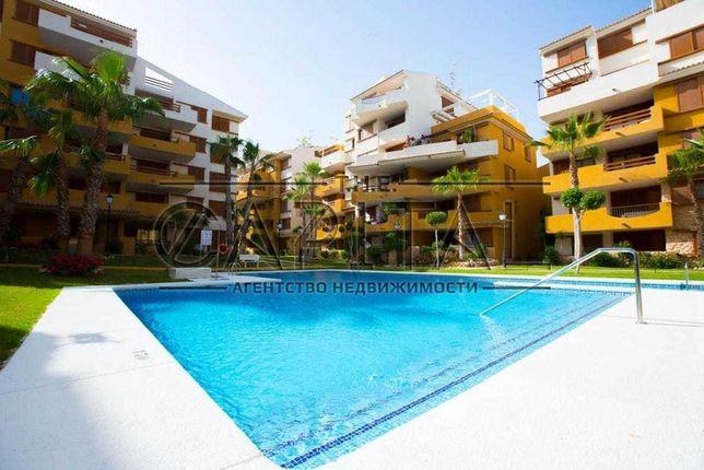 Продажа 4-комнатной квартиры 112 м2 на побережье Испании