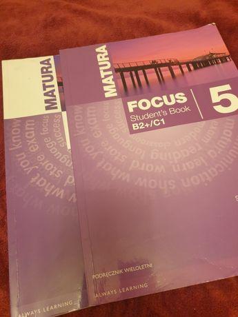 Focus 5 podrecznik