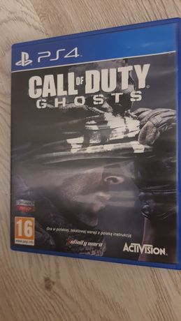 Call of duty Ghost  PL ps4