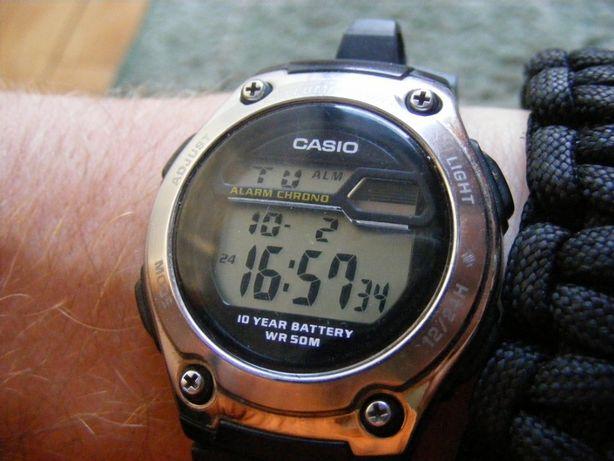 Sprzedam zegarek Casio sportowy męski młodzieżowy