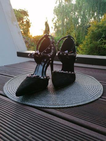 Buty nowe wysoka szpilka
