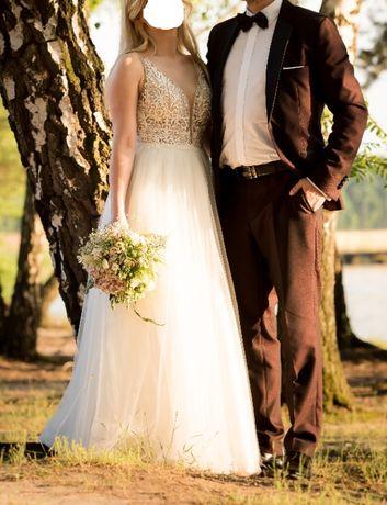 Suknia ślubna, salon colette