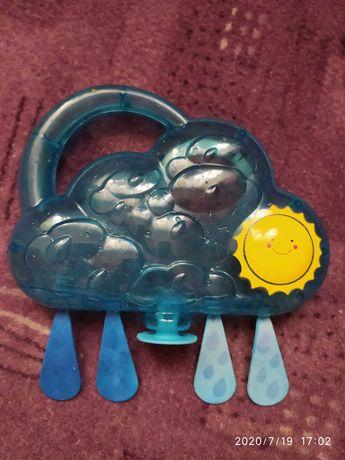 Zabawka do kąpieli,CHMURKA DESZCZOWA firmy carousel