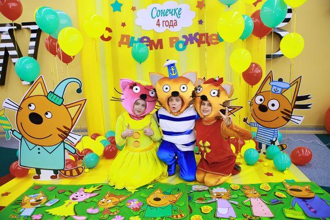 Аниматоры, мастер-классы, квесты, дискотеки для детских праздников