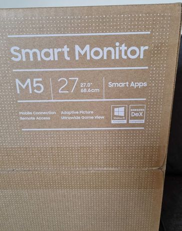 Samsung Smart Monitor M5 27