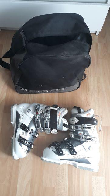 Buty narciarskie damskie Salomon Devire X5 therm-ic