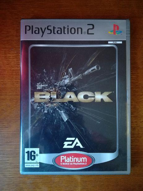 Jogo PS2 - Black