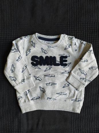 Bluza pepco r. 80 chłopak