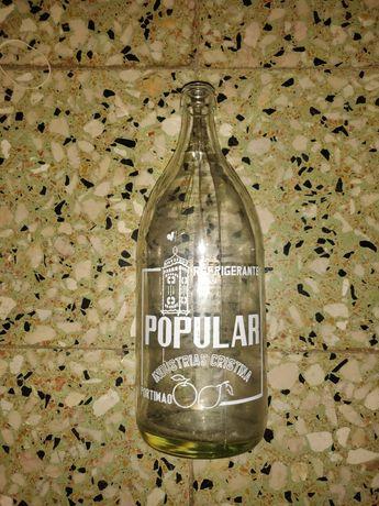Garrafa pirogravada Refrigerante Popular