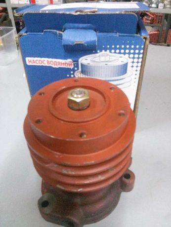 Pompa wody 3 paski Pronar 1025 Belarus 950 MTZ turbo dodatkowe wyjście