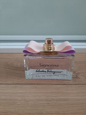 perfumy damskie Salvatore Ferragamo- Signorina 100 ml