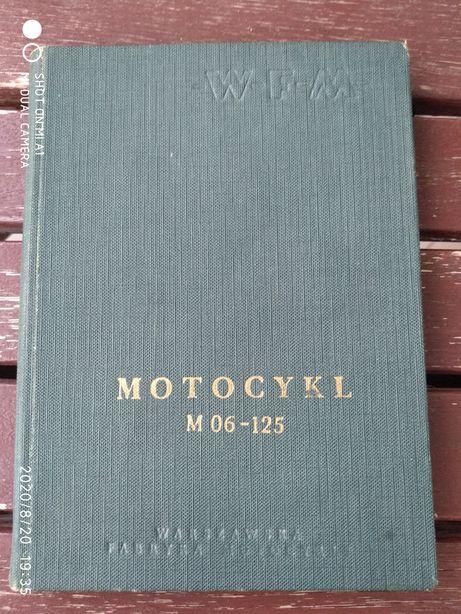 Instrukcja obsługi Wfm M06 rok 1958,wfm,WFM
