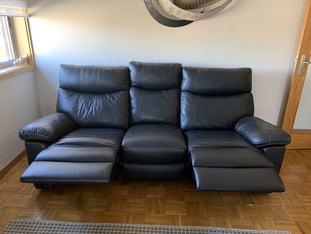 Sofa relax 3 lugares
